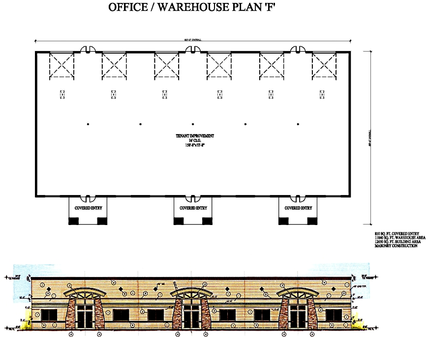 Office Warehouse F